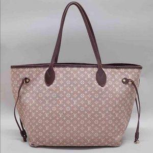 Louis Vuitton Idylle Mini Lin Neverfull Mm Bag